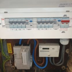 10 Way Split Load Dual RCD Consumer Unit